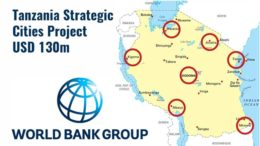 Tanzania Strategic Cities Project (TSCP) 2017 World Bank