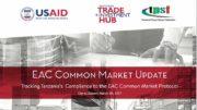 EAC Common Market Update Tanzania