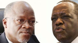 Tanzanian President Magufuli Dismiss Minister Muhongo