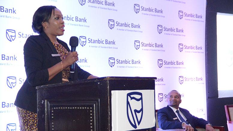 Stanbic Bank Tanzania Executive Banking Ruth Mwaiselage