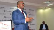 Standard Bank Global Markets expert Reggie Mlangeni