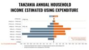 Tanzania Household Income Expenditure
