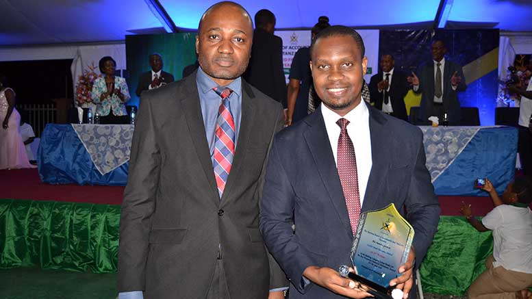 Stanbic Bank Tanzania Edmund Msuya Godwin Kapella