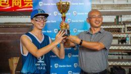 Stanbic Tanzania Sponsor Chinese Basketball tournament