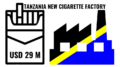 Tanzania cigarette factory Philip Morris