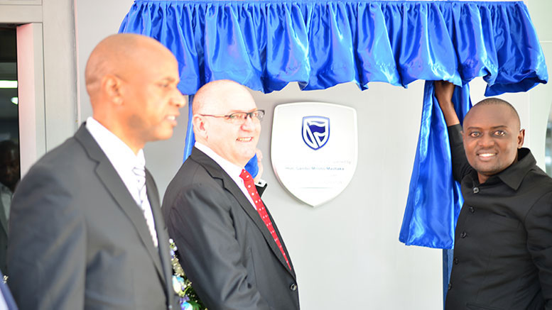 Stanbic Arusha new branch Relaunch