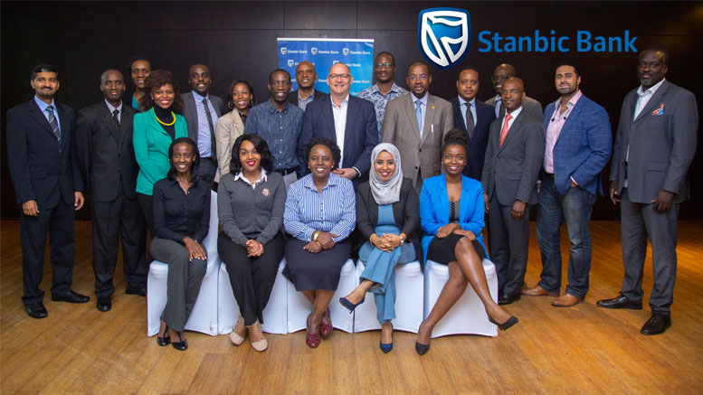 Stanbic bank Tanzania roundtable om industrialisation