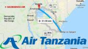 Air Tanzania Entebbe Dar Es Salaam