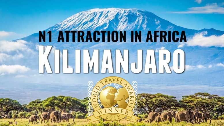 Kilimanjaro Best Attraction in Africa