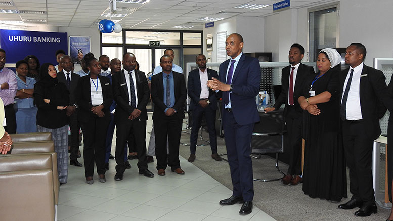 Stanbic Tanzania Brian Ndadzungira Uhuru Banking