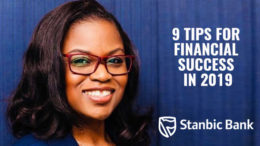 Stanbic Tanzania tips for financial success
