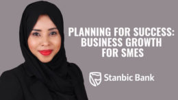 Stanbic Bank Tanzania Planning Success for SMEs