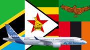 Air Tanzania Zimbabwe Zambia flights