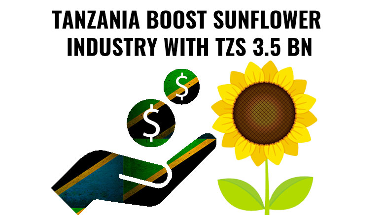 Tanzania Sunflower Industry Boost 2019