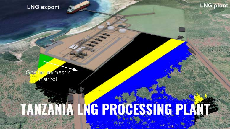 Tanzania LNG Processing Plant Project