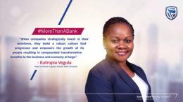 Eutropia Vegula Head Human-Capital Stanbic Bank Tanzania