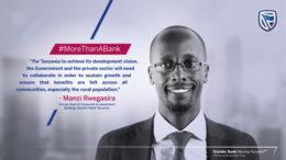 Manzi Rwegazira Stanbic Tanzania