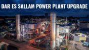 Dar Es Salaam Songas gas power plant upgrade 2019