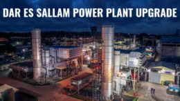Dar Es Salaam Songas gas power plant upgrade 2019