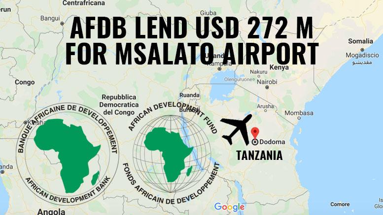 Msalato airport Tanzania