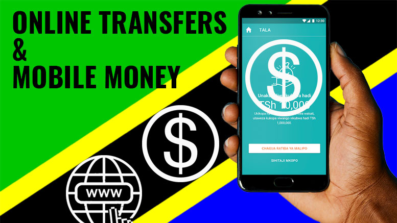 mobile money worldremit vodacom mpesa Tanzania