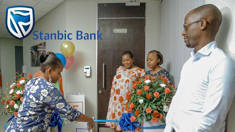 Stanbic Bank Tanzania nursing room