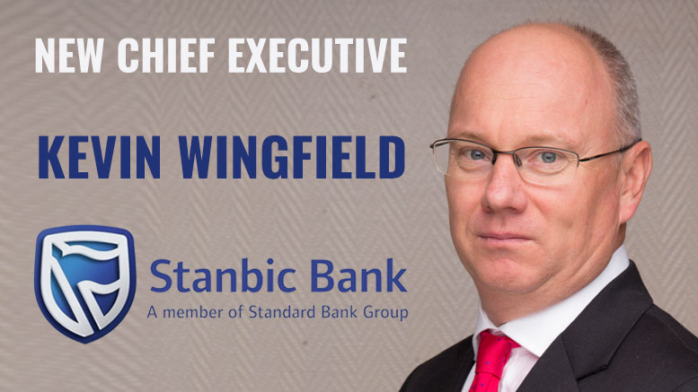 Kevin-Wingfield Chief Executive Stanbic Bank Tanzania