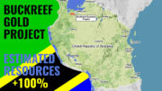BUCKREEF gold project Estimated Resources 2020