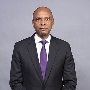 Brian Ndadzungira, Stanbic Bank Head of Personal and Business Banking