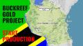 Tanzania BUCKREEF gold project start production