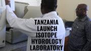 Tanzania Isotope Hydrology Laboratory