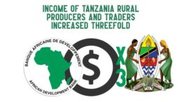 AfDB Tanzania rural income