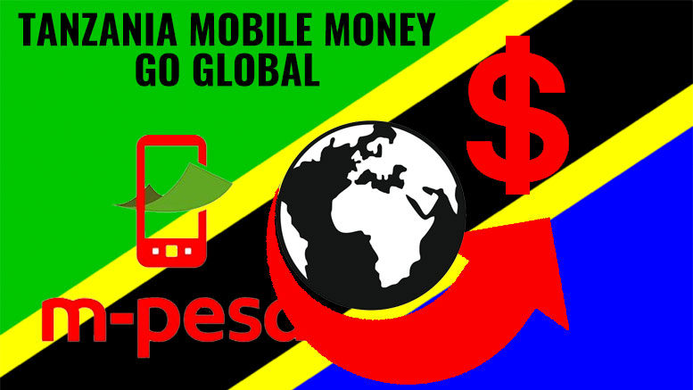 Tanzania mobile money mpesa global