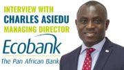 Chalres Asiedu MD Ecobank Tanzania