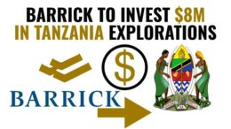 Barrick Twiga Investment in Tanzania 2020