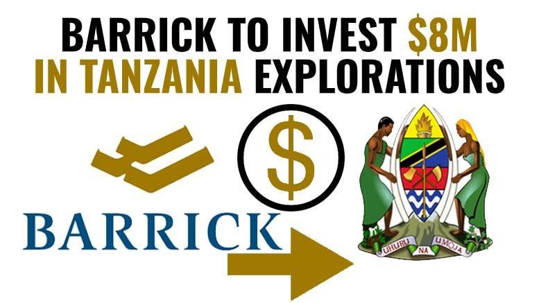 Barrick Twiga Investment in Tanzania 2020