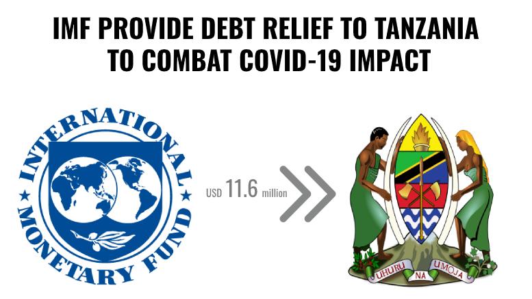 TANZANIA IMF DEBT RELIEF COVID