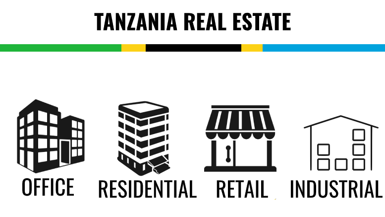 TANZANIA REAL ESTATE OFFICE RESIDENTIAL RETAIL INDUSTRIAL