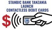 Stanbic Tanzania Contacless card