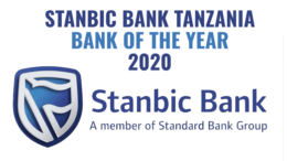 Stanbic Tanzania Bank of the year 2020