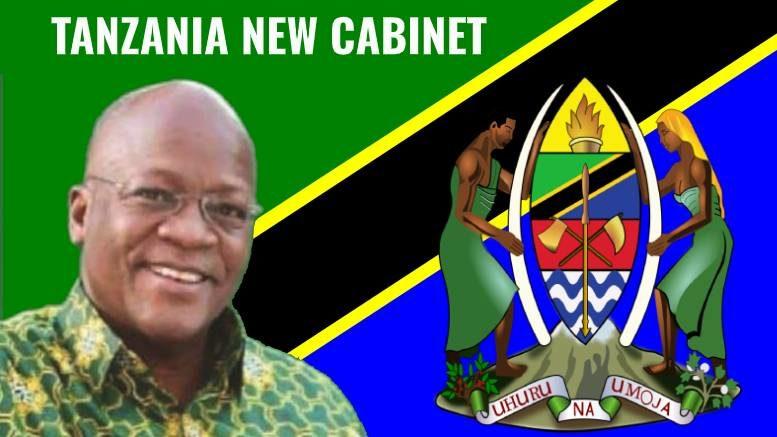 Tanzania New Cabinet 2020