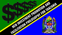 Tanzania Investment Promotion Strategy 2021