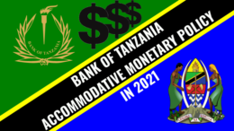 Bank of Tanzania Monetary Policy 2021