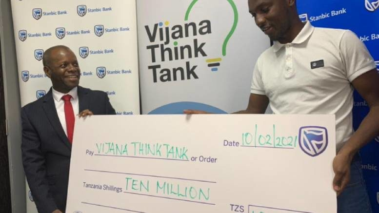 Stanbic Tanzania Support Women and Girls in Science