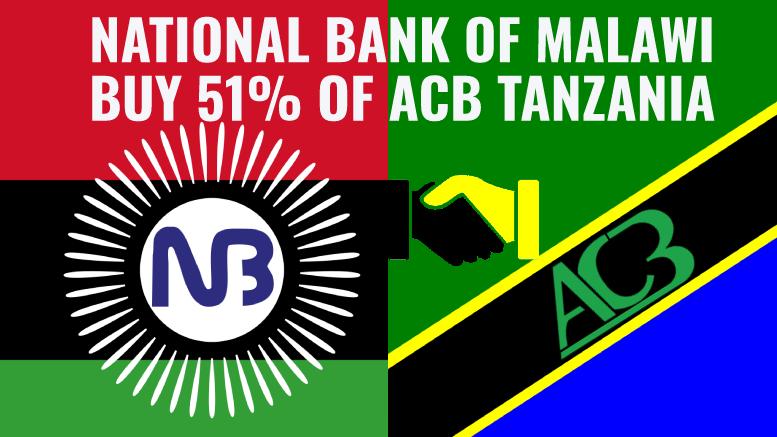 Natinal Bank Malawi ACB Akiba Tanzania