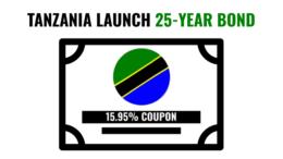Tanzania 25-year bond