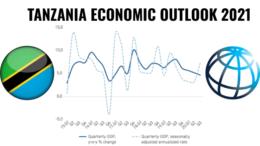 Tanzania economy 2021 outlook WB
