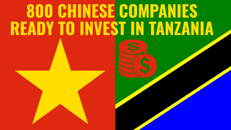 China Tanzania FDI Chamber of Commerce