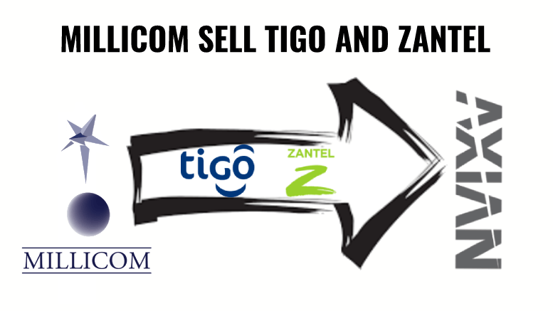 Millicom sell Tigo Tanzania and Zantel to Axian