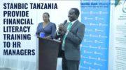 Stanbic Bank Tanzania financial literacy training